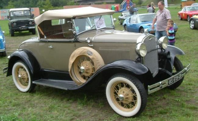 FORD A - 1930