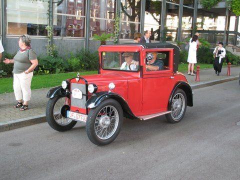 04 sept. 2011 - 5ème festival des voitures anciennes hambach (57