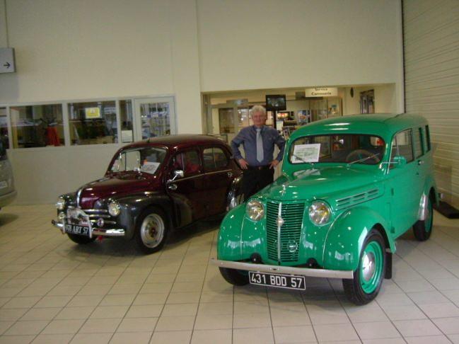12 mars 2011 journ e porte ouverte renault sarreguemines louis grasser lorraine sas avahe - Renault journees portes ouvertes ...