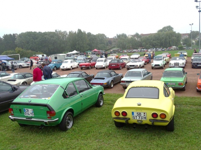 07 sept. 2014 - festival des voitures anciennes(hambach) hambach - avahe